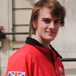 City Year volunteer Alex Scott