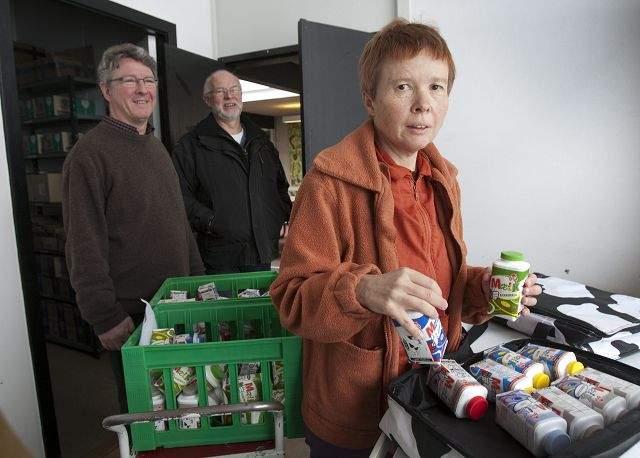 A resident of Hinnerup Kollegiet, a Danish community of older people with autism (pic: Hinnerup Kollegiet)