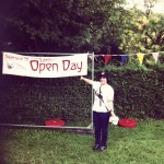 Welcome to open day!