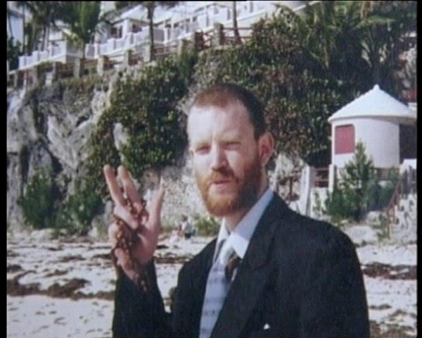 Tom Moore, who went missing in 2003