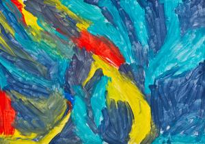 Colour, Connor Sparrowhawk
