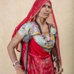 Portrait of Manju.